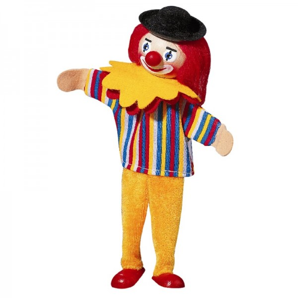 Clown | Fingerpuppen Kersa