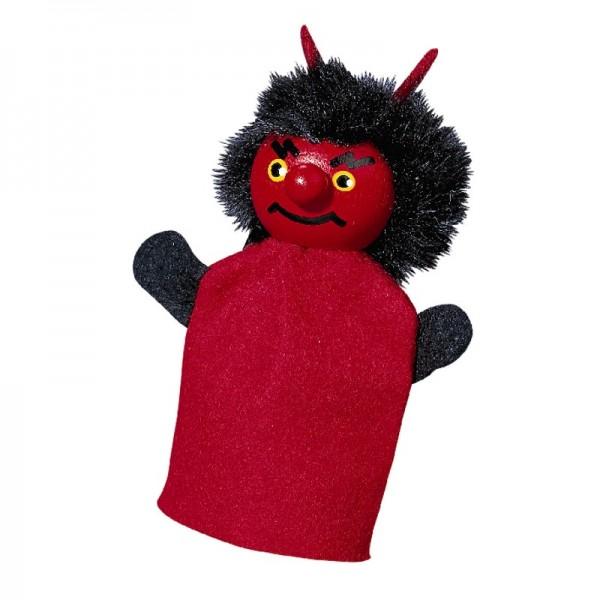 Teufel | Fingerpuppen Kersa