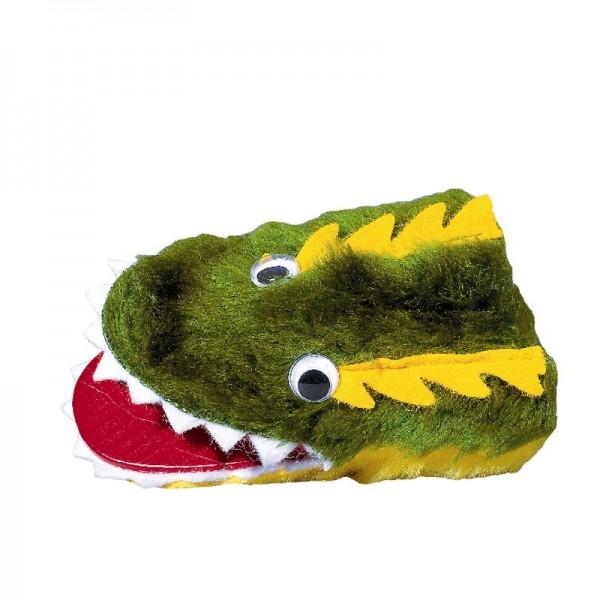 Krokodil | Fingerpuppen Kersa