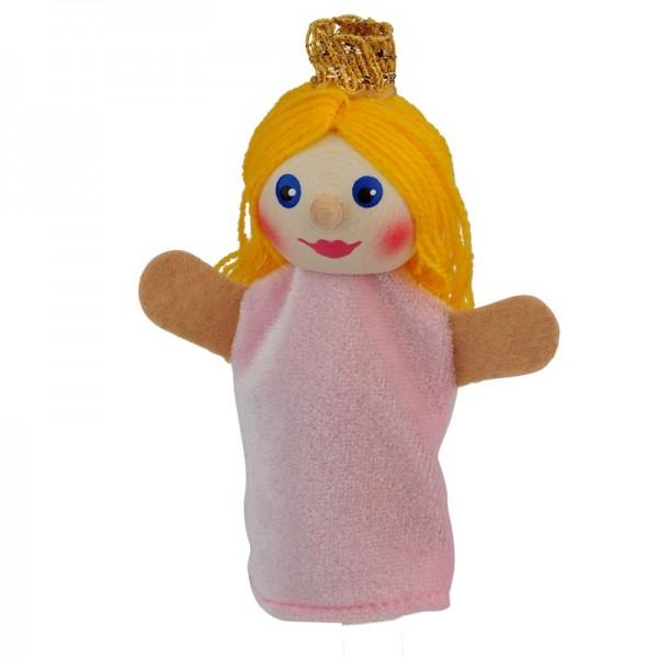 Prinzessin   Fingerpuppen Kersa