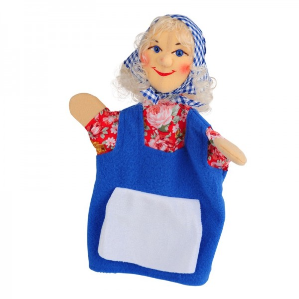 Bäuerin Inka   Handpuppen Kersa Classic