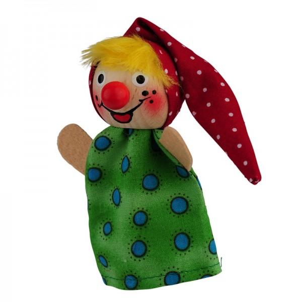 Fips die Schlafmütze   Fingerpuppen Kersa