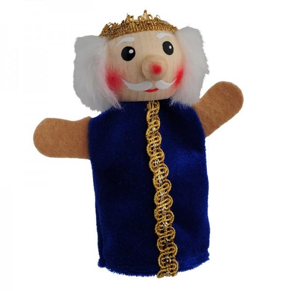 König   Fingerpuppen Kersa