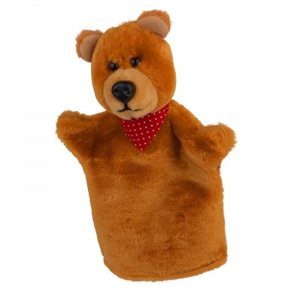Bär Bruno | Handpuppen Kersa Tiere