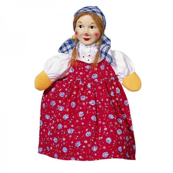 Gretel | Handpuppen Kersa Micha