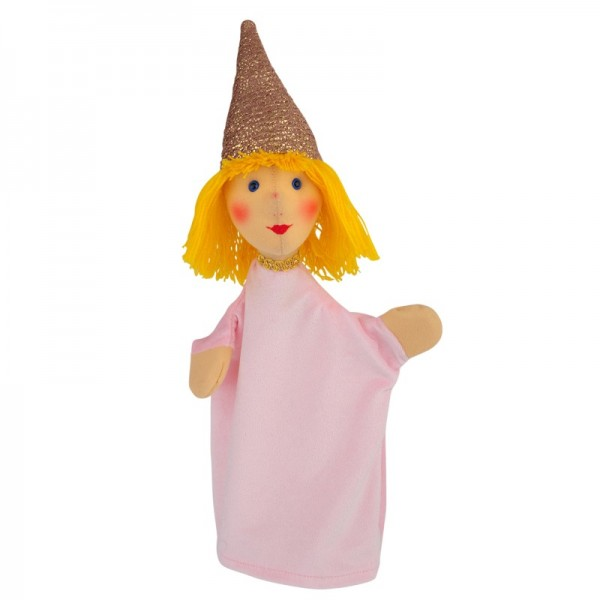 Prinzessin   Handpuppen Kersa Lina