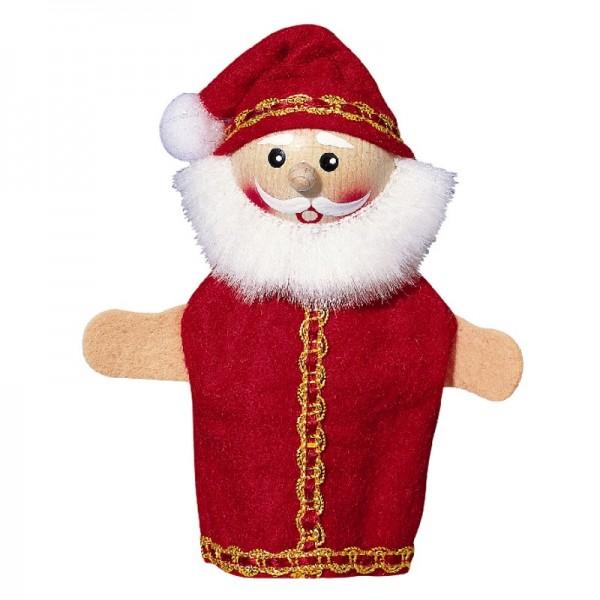 Weihnachtsmann | Fingerpuppen Kersa