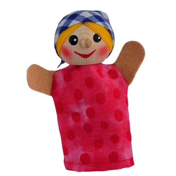Gretel   Fingerpuppen Kersa